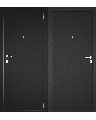 Входная дверь Дверной Континент Багратион мет/мет