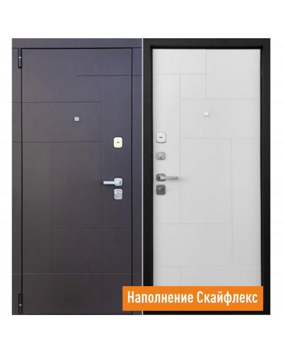 Уличная входная дверь Дверной Континент ArtLine (Артлайн)