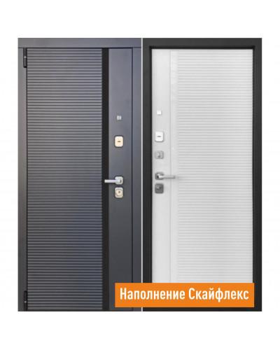 Уличная входная дверь Дверной Континент Perfecto (Перфекто)